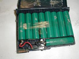 ремонт батареи
